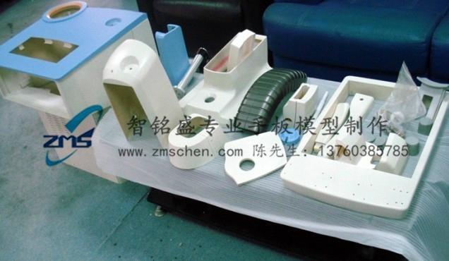 北京医疗血透仪手板模型 3
