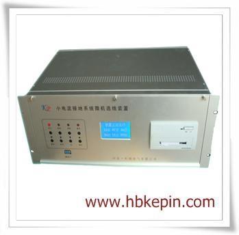 KPLA-2H型小电流接地系统微机选线装置 1