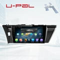 "10.1"" In-dash Android Deckless Car GPS Navigation System for Toyota Corolla 2014"