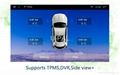 """10.1"""" In-dash Android Deckless Car GPS Navigation System for Toyota Corolla 2014 5"""