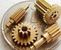 小模数铜齿轮