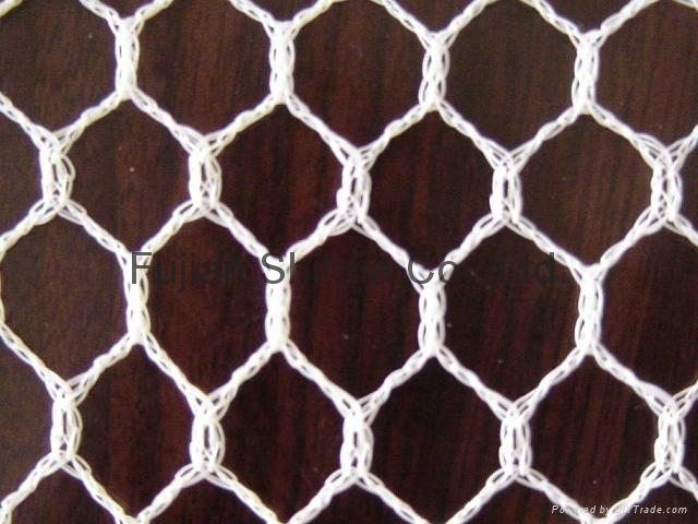 Bird netting#4-Hex mesh