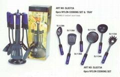 6PCS Nylon Cooking Set & Try