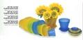 帶盤花盆 1