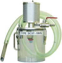 小型气动吸尘器