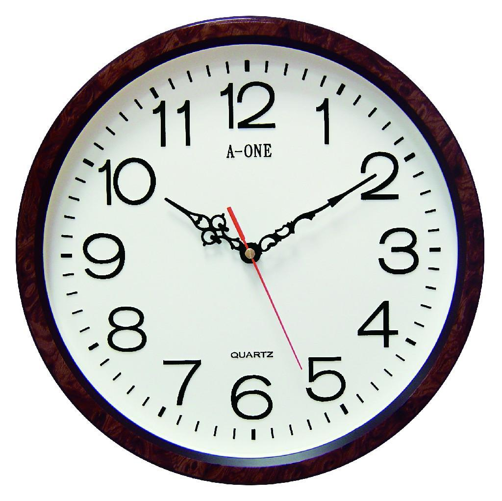 TG-0557 Quiet Wall Clock 2