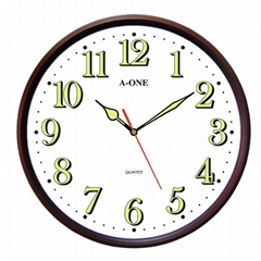 TG-0566 Luminous Number Wall Clock