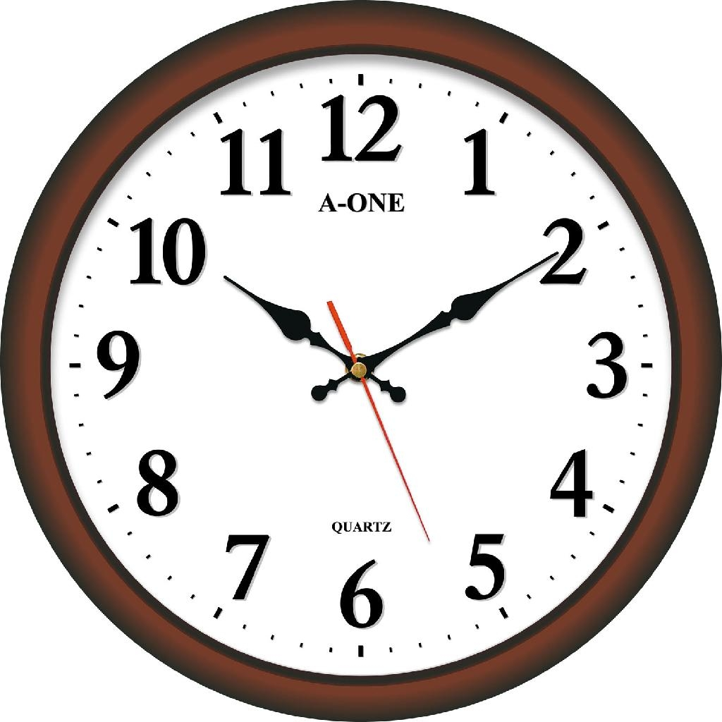 Tg 0570 Quiet Wall Clock A One Taiwan Manufacturer Clocks Watches Home Supplies Products