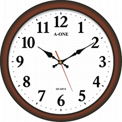 TG-0570 Quiet Wall Clock