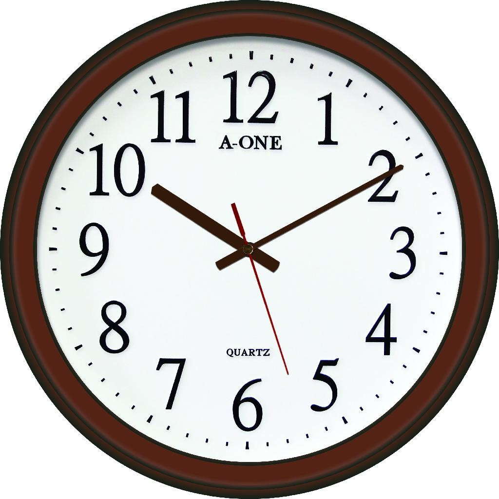 TG-0572 Quiet Wall Clock 1