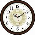 TG-0575 Quiet Wall Clock