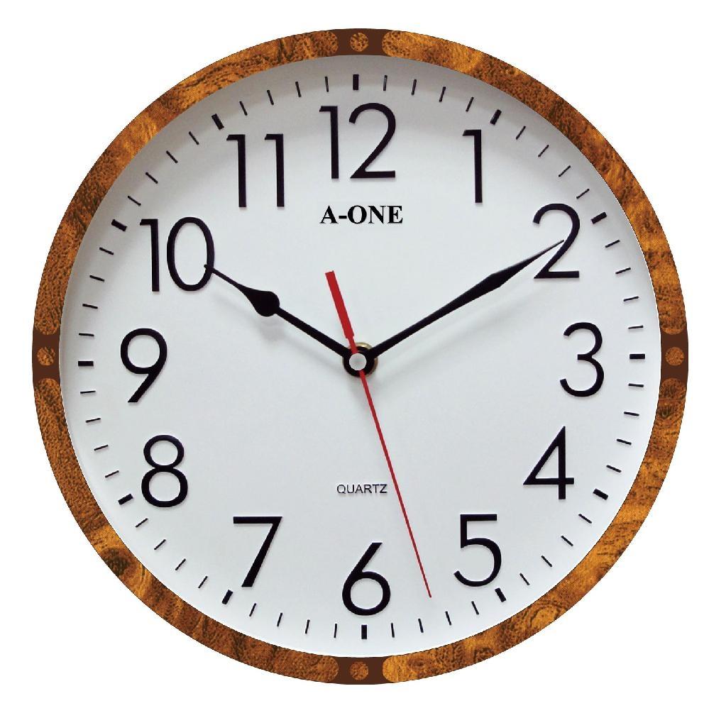 TG-0580 Wall Clock - A-ONE (Taiwan Manufacturer)
