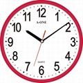 TG-0571 Colorful Wall Clock 4