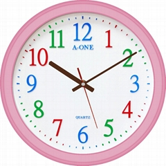 TG-0581 Colorful Wall Clock