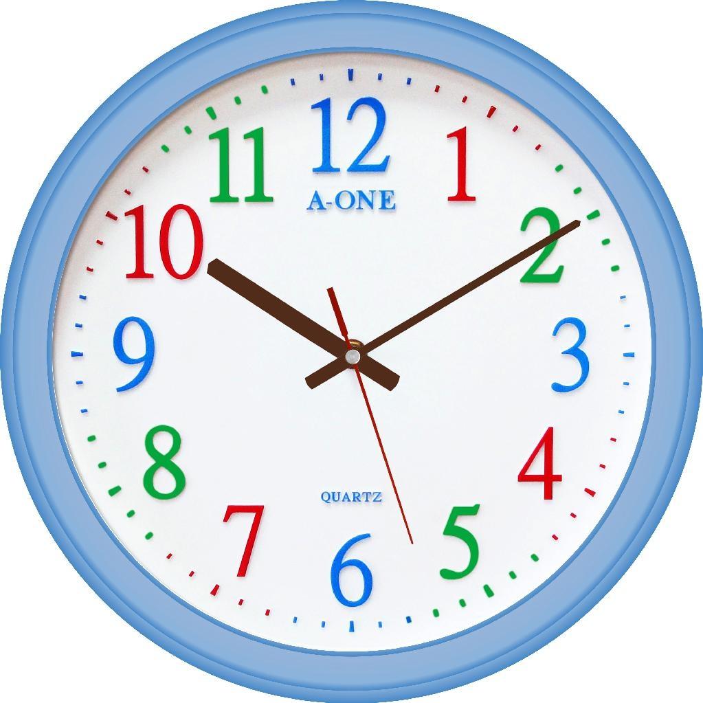 TG-0581 Colorful Wall Clock 2