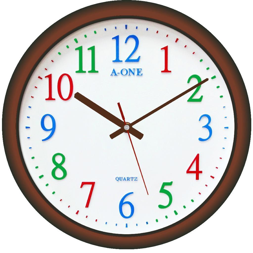 TG-0583 Quiet Wall Clock 1