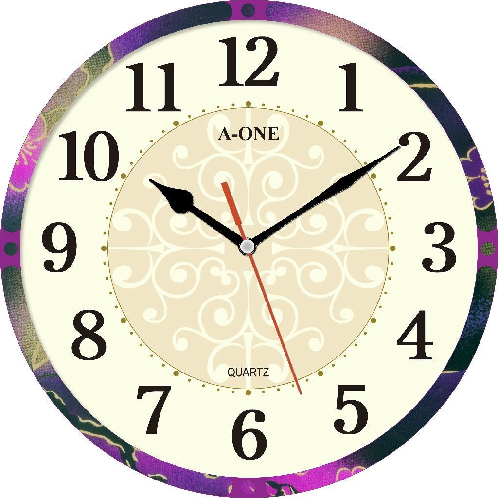TG-0585 Elegant Wall Clock 1