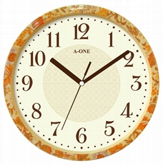 TG-0587 Autumn Wall Clock