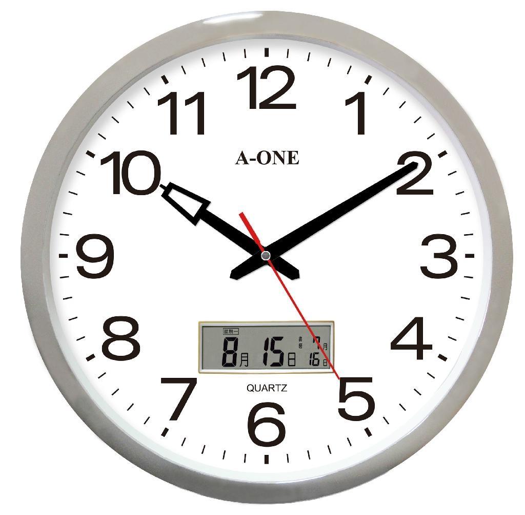 TG-0227 LCD WALL CLOCK 1