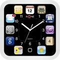 TG-0594 Square Wall Clock 2