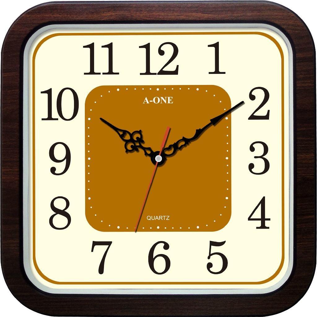 TG-0596 Square Wall Clock 1