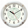 TG-0598 Sweep Movement Clock