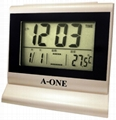 LCD several electron alarm clocks