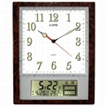 TG-0921 LCD Wall Clock 1