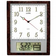 TG-0921双显挂钟
