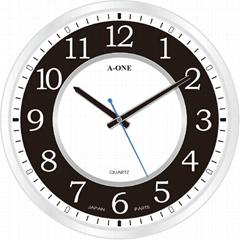 TG-0245  时尚简约玻璃印刷挂钟