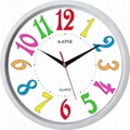 TG-0309 Designd Numbers Wall Clock
