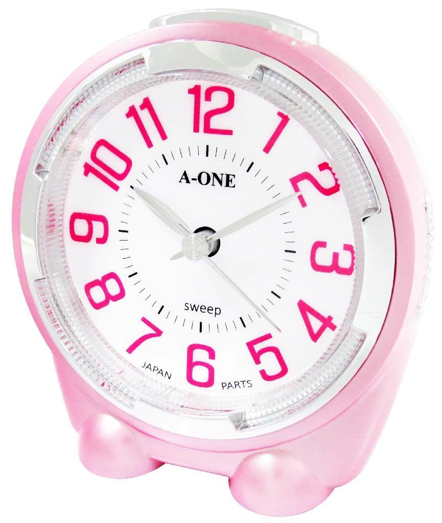 TG-0139 Hi-flash PC Dial Alarm Clock