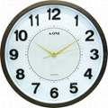 TG-0253 Classic Walll Clock with 3D Numbers