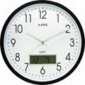 TG-0254 LCD时钟