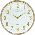 TG-0250 3D Stick-on Number Wall Clock