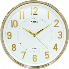 TG-0250 典雅貼字時鐘