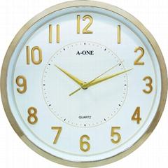 TG-0251 典雅貼字時鐘