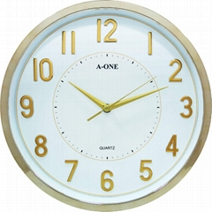 TG-0251 Classic Stick-on Number Clock