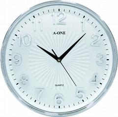 TG-0252 典雅立體貼字時鐘