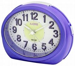 TG-0144 Fashion Oval Alarm Clock