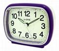 TG-0147 經典夜光鋁面板鬧鐘