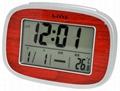 TG-067 LCD多功能顯示鬧鐘