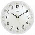 TG-0258  Elegant 3D Wall Clock