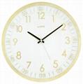 TG-0258 高雅立體字掛鐘
