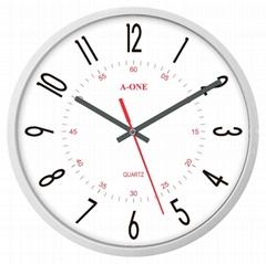 TG-0311 經典款紅黑掛鐘