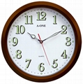 TG-0312 Classical Brown Clock