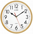 TG-0313 Light Frame Wall Clock