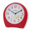 TG-0154 Jumping Music Note Alarm Clock