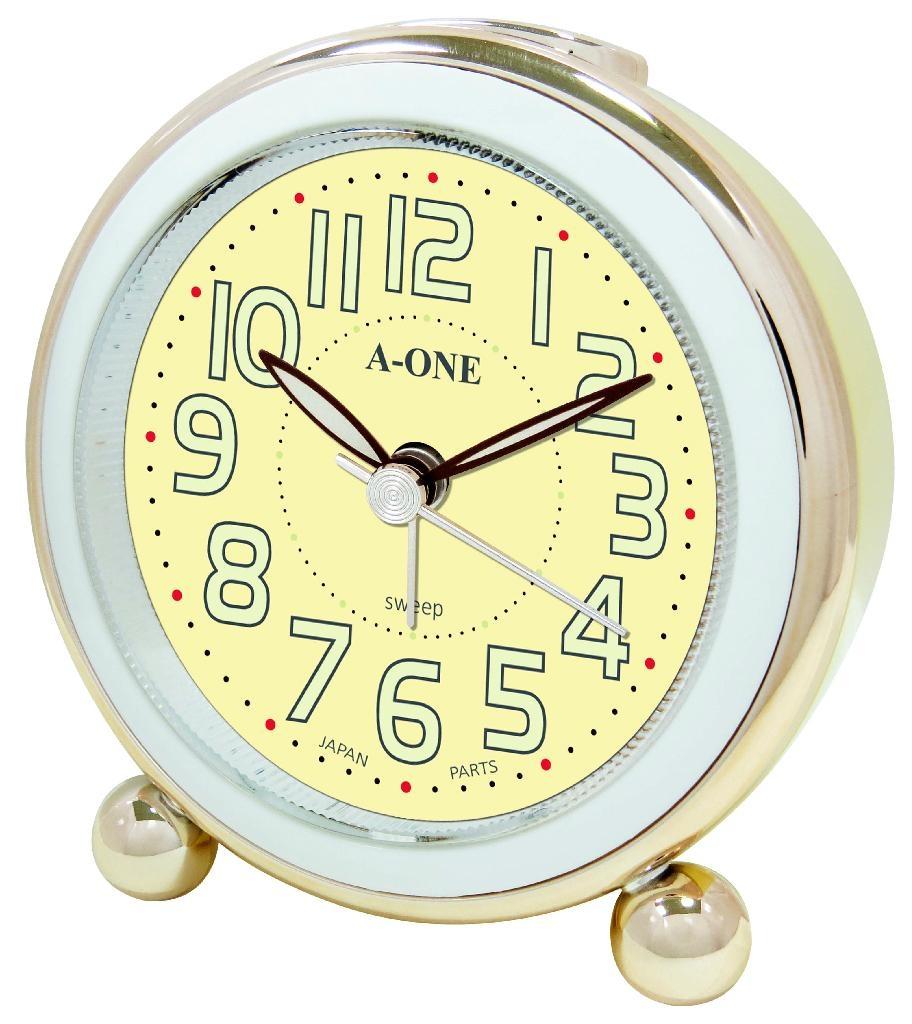 TG-0142 精美藝術造型鬧鐘 2