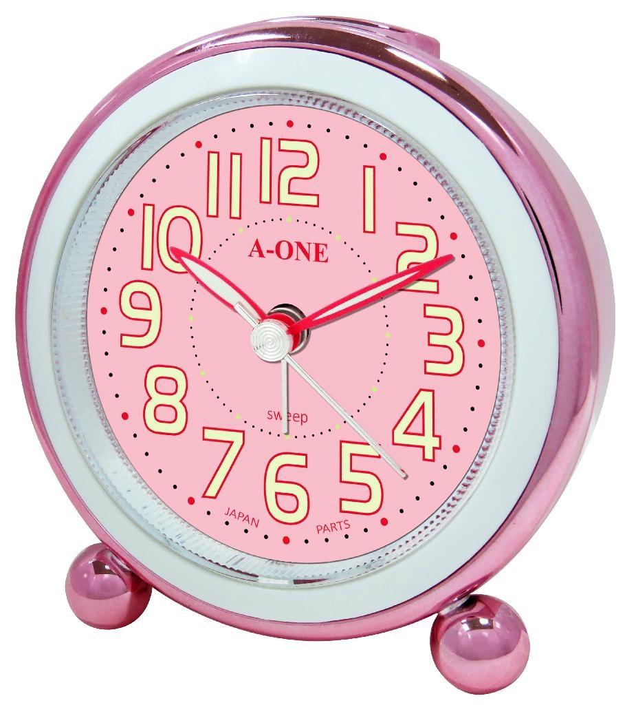 TG-0142 精美藝術造型鬧鐘 4